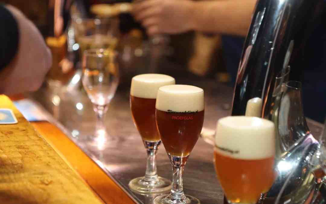 Vijfde Winterbierfestival Leiden wederom uitermate gezellig!