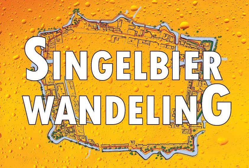 Singelbierwandeling, wandelen en bieren langs kroegen en over gloednieuwe bruggen!