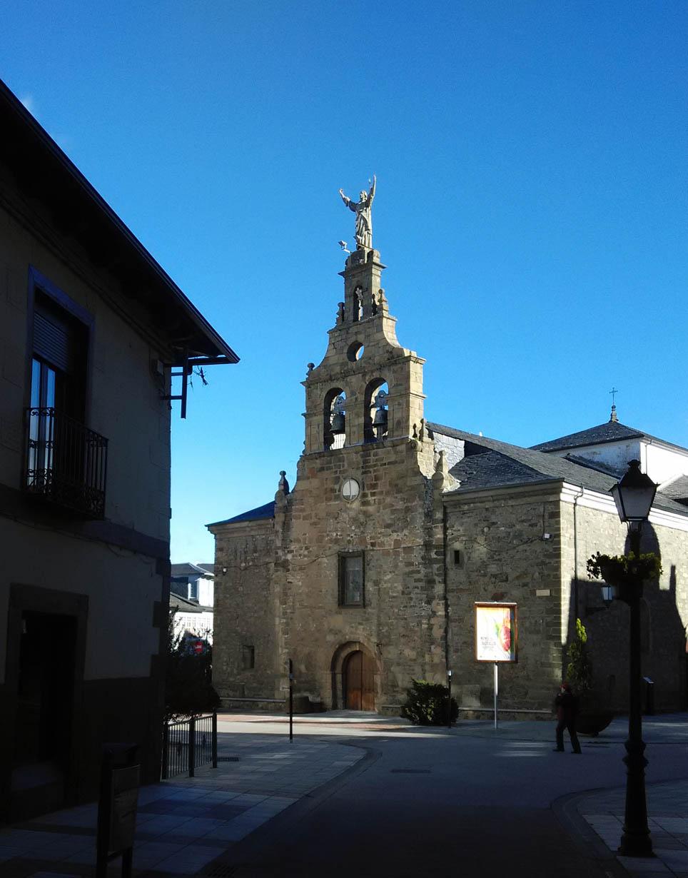 iglesia del cristo , Bembibre