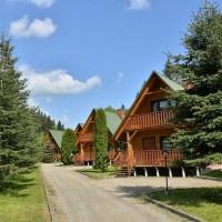 Leśna Polana domki w Bystrem