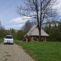 Buk - miejsce piknikowe z wiatą