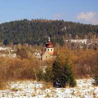 Cerkiew w Sokolikach - Bieszczady