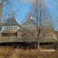 Cerkiew św Michała w Wyszce – Ukraina