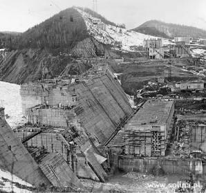 Zapora w Solinie i niewyjaśnione wypadki podczas jej budowy