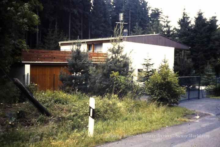 The Biewer Property in Hirschfeld after remodel