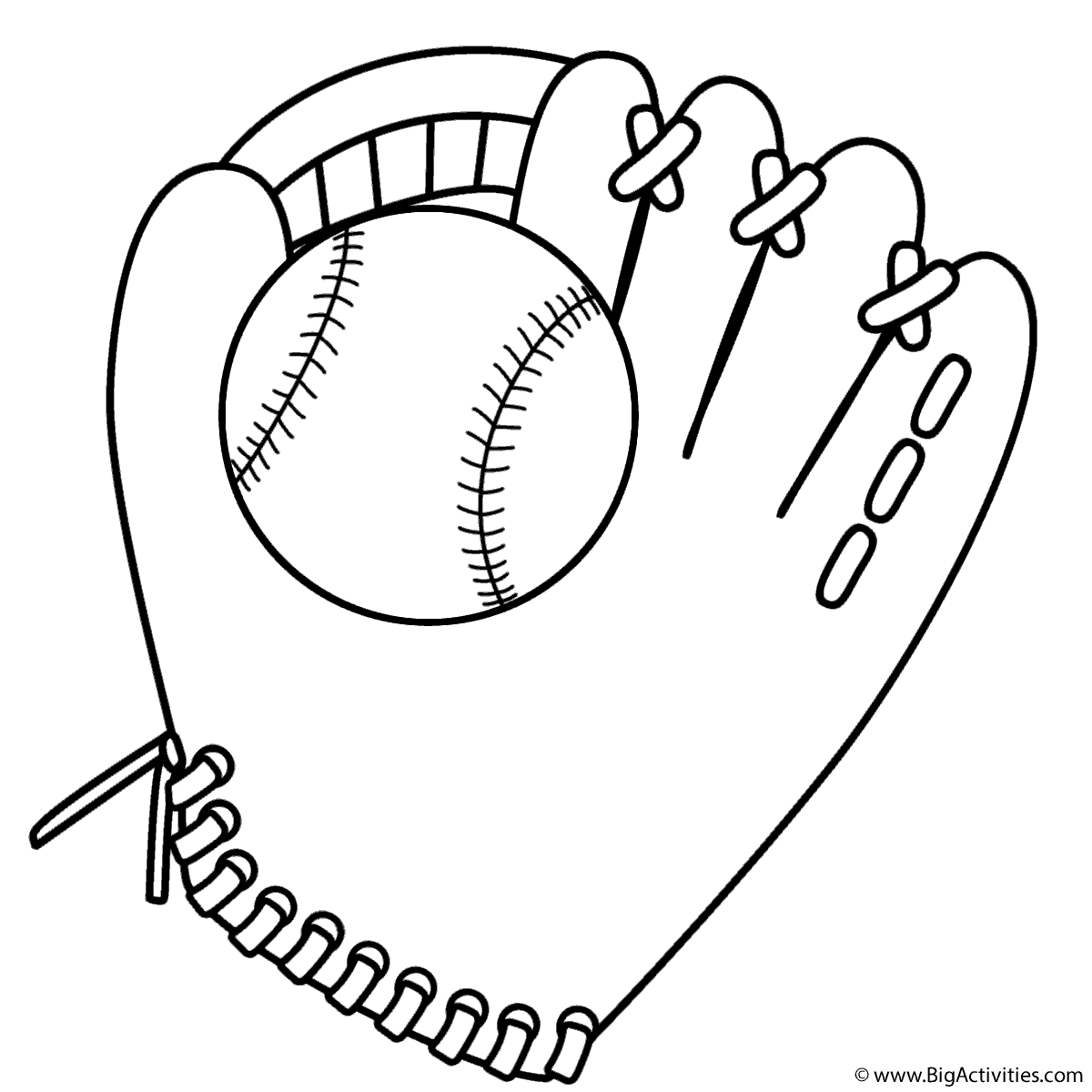Baseball Maze Worksheet