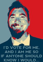 More Campaign Fan Art from Scottie!