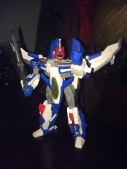 Toy Review - Timelines Ramjet