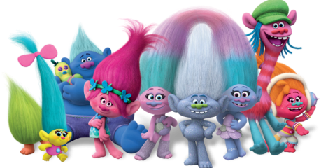 Movie Review - Trolls