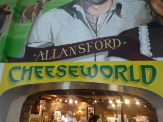 Tourist Spot Review - Cheeseworld