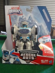 Toy Review - Rescue Bots Quickshadow