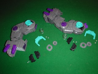 Titans Return Trypticon - the simple hip fix!