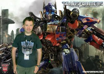 Transformer Fan Interview - Paul