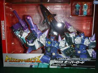 Toy Review: LG60 Overlord