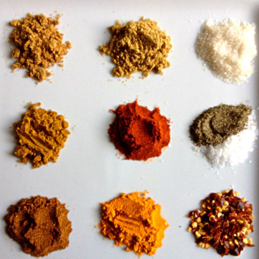 Image result for ground spices