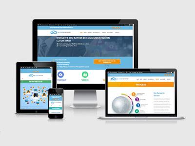 marketing web design
