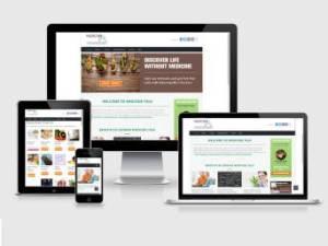 wellness small business design