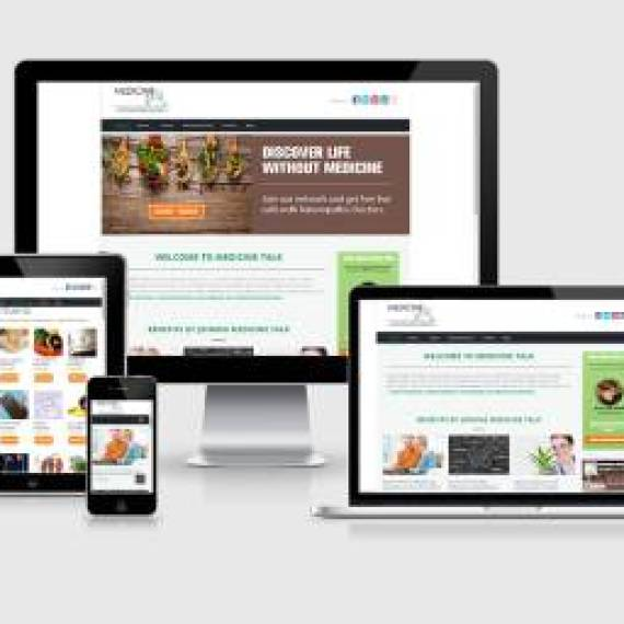 wellness small business design