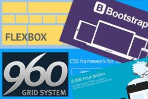 difference between css frameworks