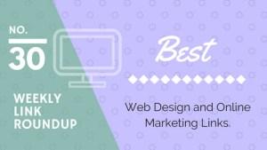 best design link roundup