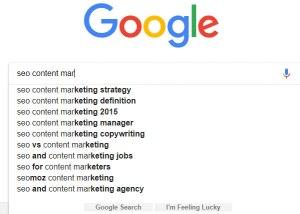 blog topic ideas google suggest