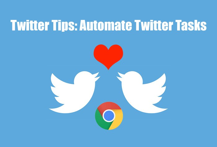 automate twitter following