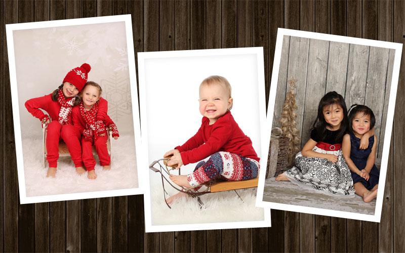 Big Apple Portraits Holiday Sets