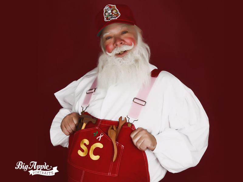 too big for santa?