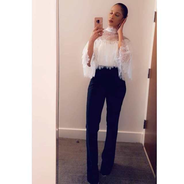 Adesua Defends Android Users
