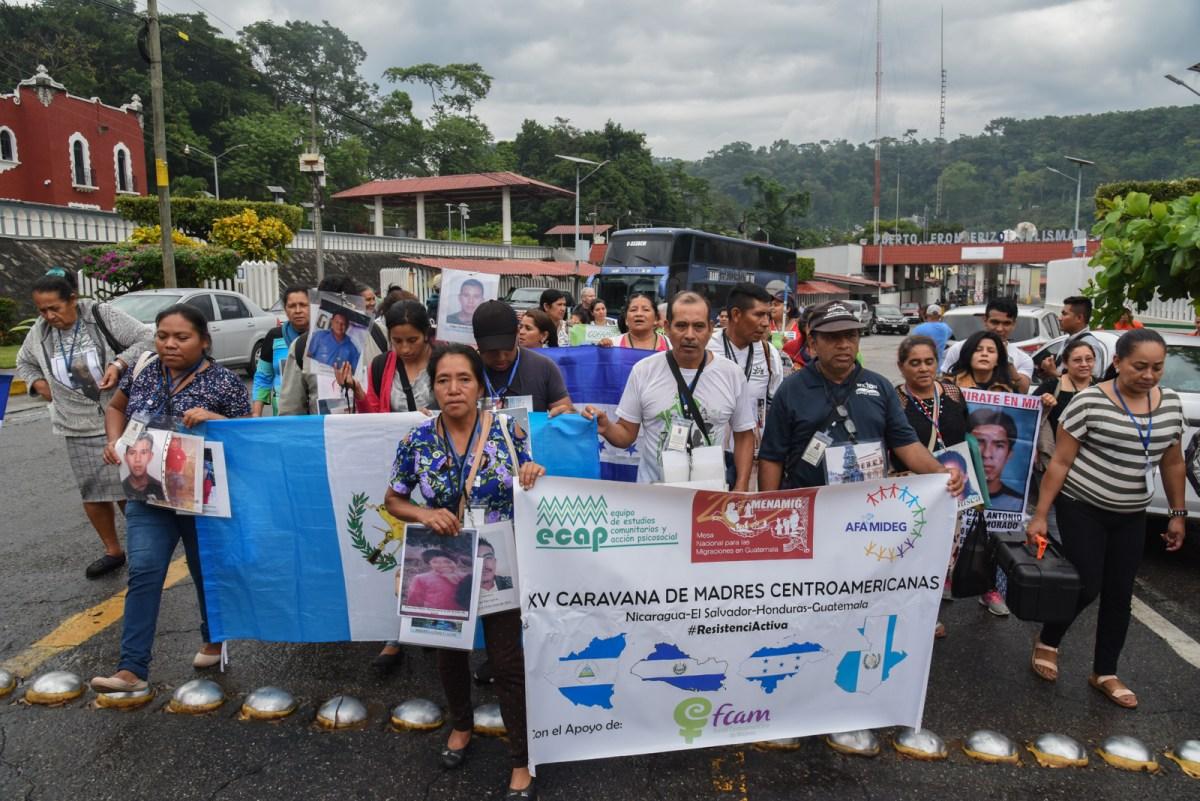 Caravana de Madres de Migrantes estará en San Cristóbal de las Casas - Big Bang Mexico