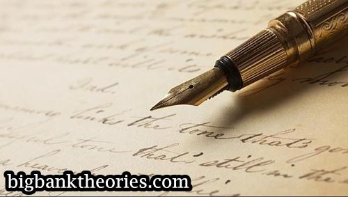 Jenis Dan Contoh Letter Dalam Bahasa Inggris