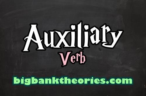 Penggunaan Auxiliary Verb