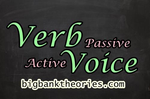 Contoh Kalimat Active And Passive Voice