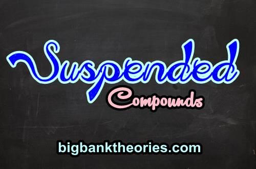 Contoh Kalimat Suspended Compounds