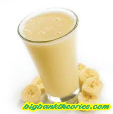 Contoh Procedure How To Make Banana Milkshake