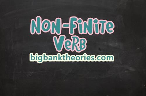 Tipe Dan Contoh Nonfinite Verb