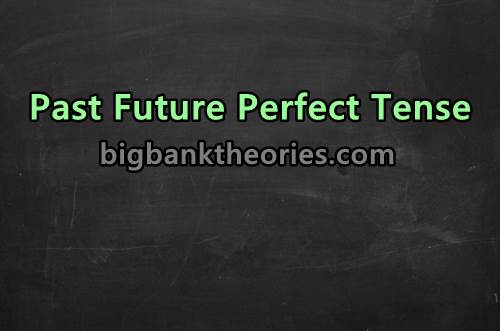 Pengertian, Rumus dan Contoh Kalimat Past Future Perfect Tense