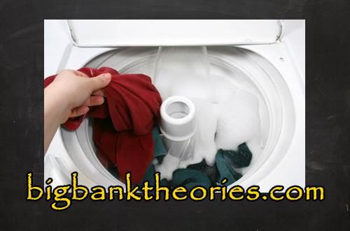 Teks Prosedur Cara Mencuci Pakaian Menggunakan Mesin Cuci