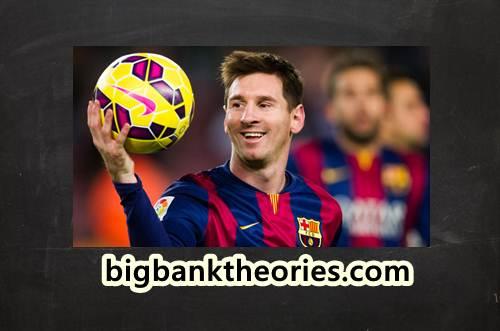 Contoh Descriptive Text Terbaik Tentang Lionel Messi
