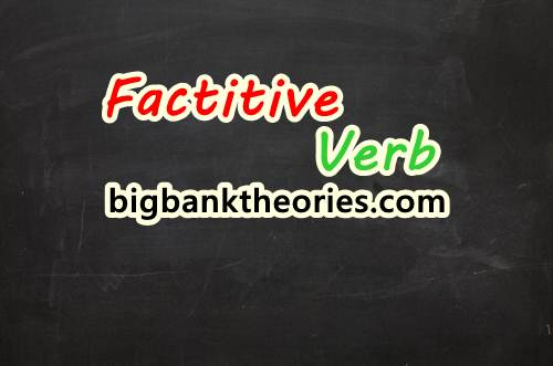 Penjelasan Dan Contoh Factitive Verb Dalam Bahasa Inggris