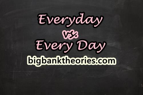 Everyday Atau Every Day Yang Tepat Digunakan Dalam Tulisan