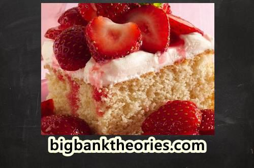 Resep Strawberry Shortcake Dalam Bahasa Inggris