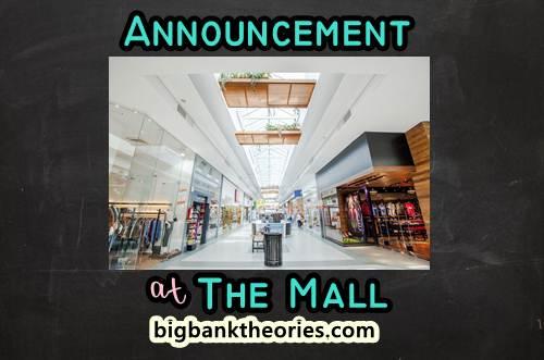 4 Contoh Announcement Penting Di Mall Beserta Artinya