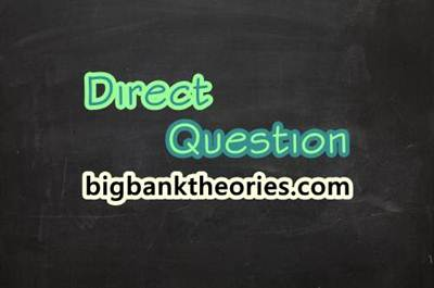Pengertian Direct Question Beserta Contohnya