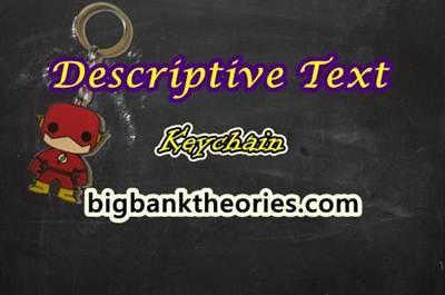 Descriptive Text Bahasa Inggris Tentang Gantungan Kunci