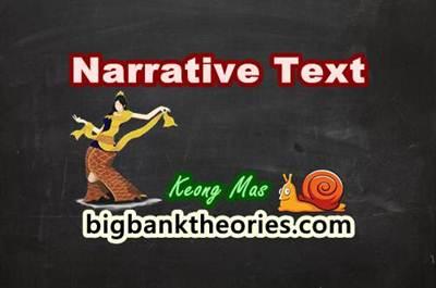 Cerita Rakyat Keong Mas Dalam Bahasa Inggris
