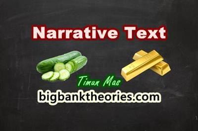 Cerita Rakyat Timun Mas Dalam Bahasa Inggris