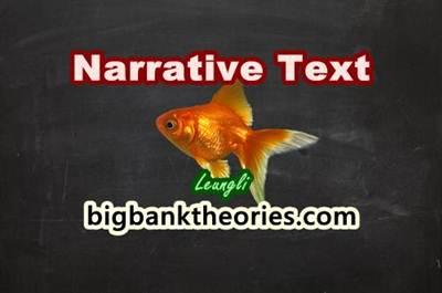 Contoh Narrative Text Tentang Leungli Dan Terjemahannya