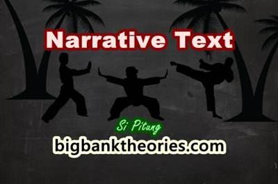 Cerita Rakyat Si Pitung Dalam Bahasa Inggris