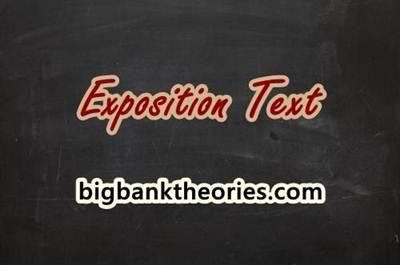 Pengertian Exposition Text Beserta Generic Structure Dan Language Feature nya